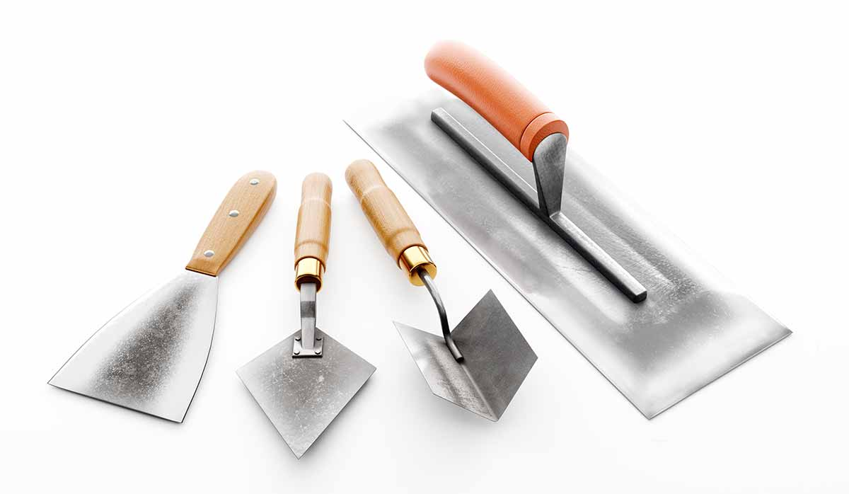 Local Plasterer in Redditch - My Tools!